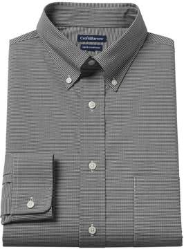 Croft & Barrow Men's True Comfort Fitted Oxford Stretch Dress Shirt