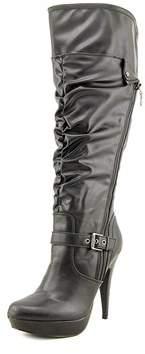 G by Guess Women's Drea Wide Calf Platform Dress Boots.