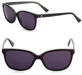 Gucci 53MM Round Sunglasses