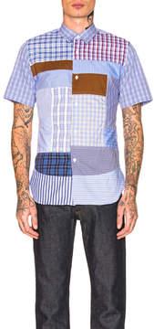 Junya Watanabe Multi Fabric Shirt