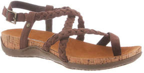BearPaw Women's Cecilia Toe Loop Sandal