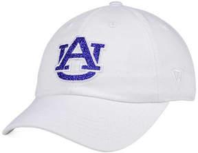 Top of the World Women's Auburn Tigers White Glimmer Cap