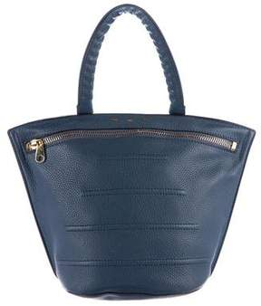 VBH Pebbled Leather Tote