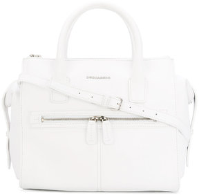 Dsquared2 Twin Zip tote