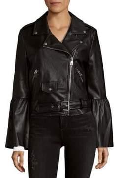 Bagatelle Notch Collar Moto Jacket