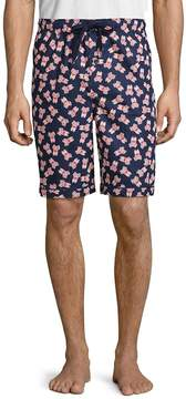 Psycho Bunny Men's Woven Jam Cotton Shorts