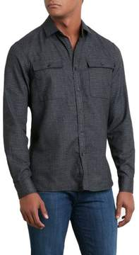 Kenneth Cole New York Reaction Kenneth Cole Performance Grindle Shirt - Men's