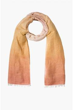Sonia Rykiel | Linen And Cotton Striped Scarf