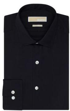 MICHAEL Michael Kors Slim Fit Cotton Dress Shirt