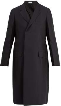 Jil Sander Pasolini notch-lapel overcoat