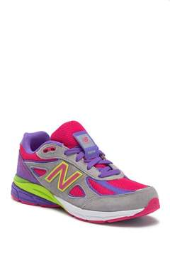 New Balance 990 Running Shoe (Little Kid)