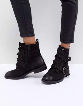 Miss KG Spice Ruffle Flat Boots