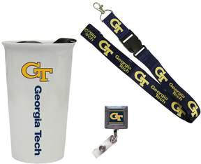 NCAA Georgia Tech Yellow Jackets Badge Holder