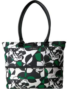 Vera Bradley Lighten Up Expandable Travel Tote Tote Handbags