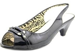 Karen Scott Aryah Open-toe Synthetic Slingback Heel.
