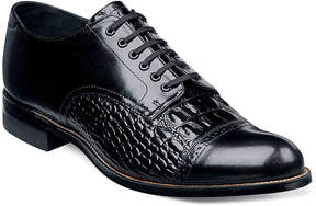 Stacy Adams Men's Madison Croc Cap Toe Oxford