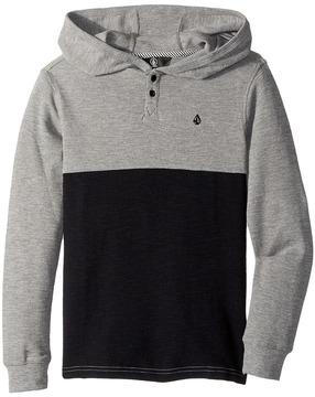 Volcom Murphy Thermal Hoodie Boy's Sweatshirt