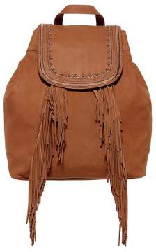 Lucky Brand Zori Leather Backpack