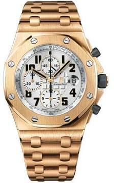 Audemars Piguet Royal Oak Offshore Automatic Chronograph 18 kt Rose Gold Men's Watch