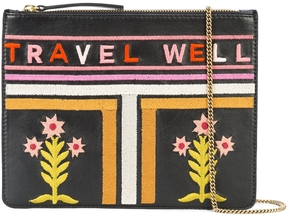 Lizzie Fortunato Travel Well Clutch