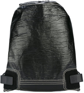 Paco Rabanne drawstring backpack