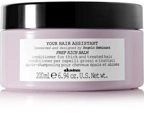 Davines - Your Hair Assistant Prep Rich Balm, 200ml - Colorless
