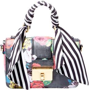 Betsey Johnson WRAPPED UP IN YOU TOP HANDLE MINI BAG