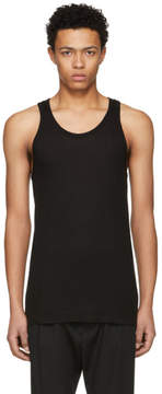 Haider Ackermann Black Heliodor Tank Top