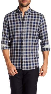 Report Collection Plaid Relaxed Fit Shirt