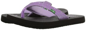 Sanuk Yoga Glitter Girls Shoes