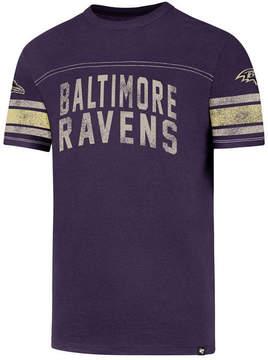 '47 Men's Baltimore Ravens Title T-Shirt
