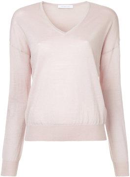 ESTNATION V-neck sweatshirt