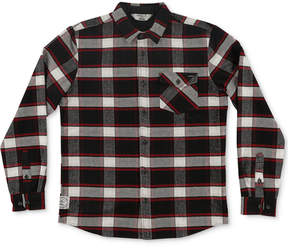 O'Neill Men's Theodore Woolrich Plaid Flannel Shirt