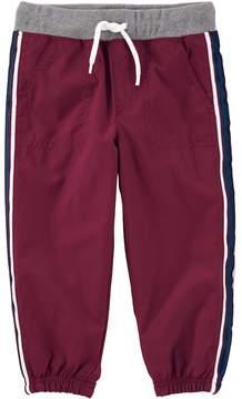 Osh Kosh Toddler Boy Striped Active Pants