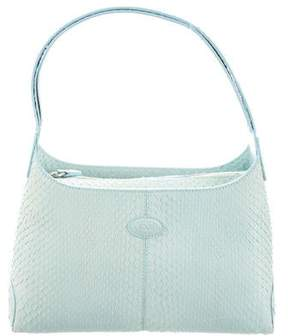 Tod's Snakeskin Mini Bag