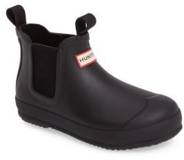 Hunter Toddler Waterproof Chelsea Boot