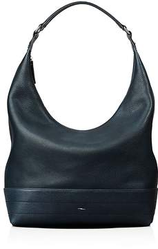Shinola Zip Leather Hobo