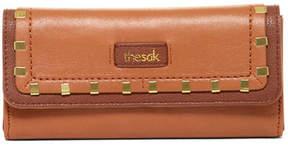 The Sak Iris Leather Flap Wallet