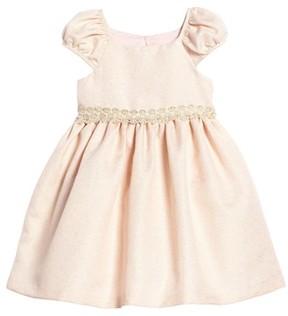 Laura Ashley Girl's Ruffle Sleeve Dress