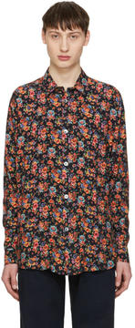 Our Legacy Multicolor Flower Shirt