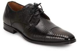 Mezlan Valdes Leather Derby Shoes