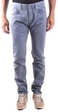 Reign Men's Blue Cotton Pants.