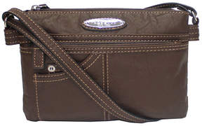 Rosetti Triple Play Mini Rudy Crossbody Bag