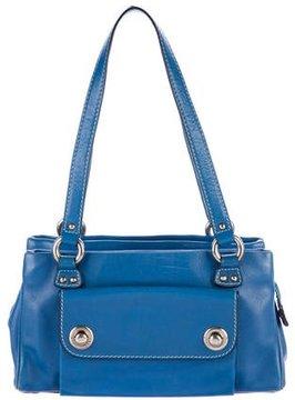Marc Jacobs Mini Shoulder Bag - BLUE - STYLE