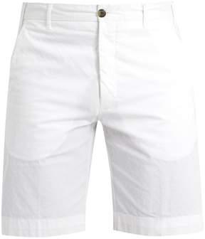 J.w.brine J.W. BRINE New Chriss stretch-cotton jacquard chino shorts
