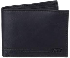 Levi's Levis Men's Extra-Capacity Slimfold Wallet