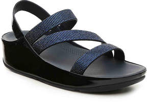 FitFlop Crystall Wedge Sandal - Women's