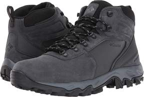 Columbia Newton Ridge Plus II Suede WP Men's Shoes