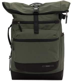 Tumi Ridley Roll Top Nylon Backpack