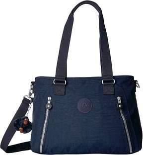 Kipling Angela Shoulder Handbags - BELOVED BLUE - STYLE